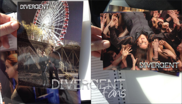 DivergentMovieinserts