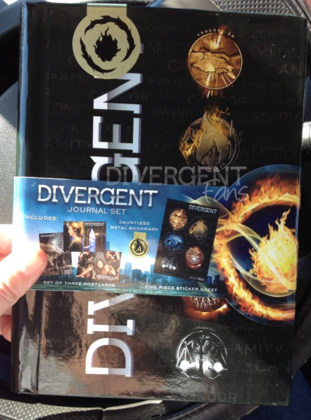 DivergentMovieJournal
