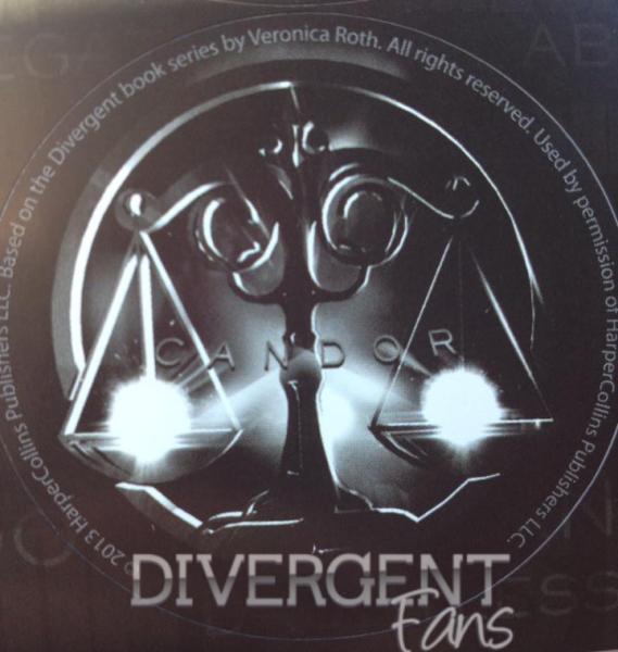 DivergentMovieMerchandiseCandor