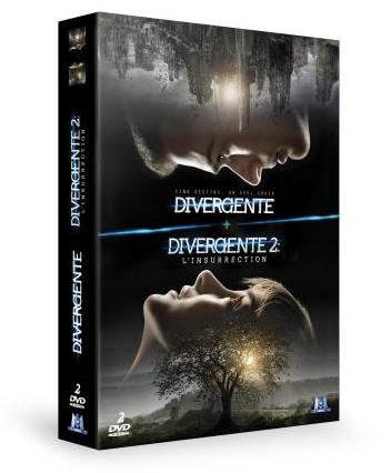 PackDivergenteDVD